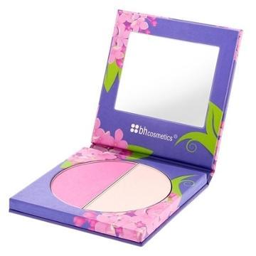 Bh Cosmetics Bh Floral Blush Duos - Lilac