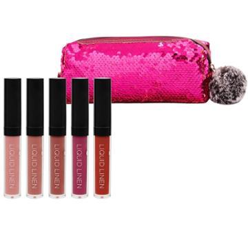 Bh Cosmetics Royal Affair - 5 Piece Liquid Linen Set