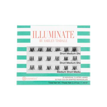 Bh Cosmetics Illuminate By Ashley Tisdale - 32 Individual Cluster Lashes