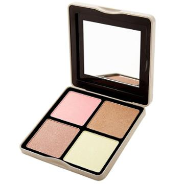 Bh Cosmetics Nude Rose Highlight - 4 Color Highlighter Palette