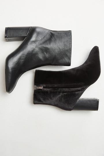 Jaggar Footwear Jaggar Footwear Blocked Boot Black