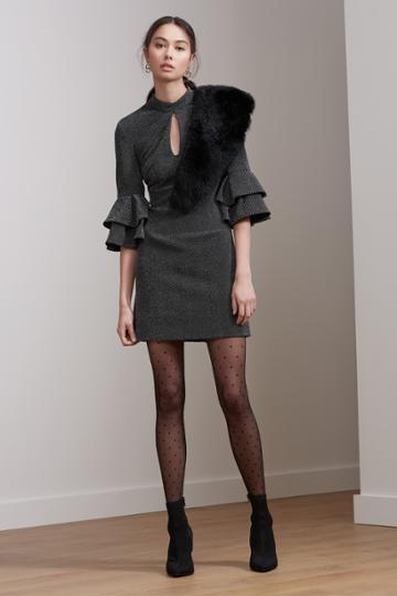 Keepsake Keepsake Love Light Mini Dress Black