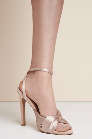 Jaggar Footwear Turn Heel Nude