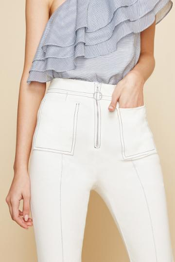 C/meo Collective C/meo Collective Get Right Pant Ivorym