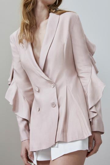 C/meo Collective Replay Blazer Blush