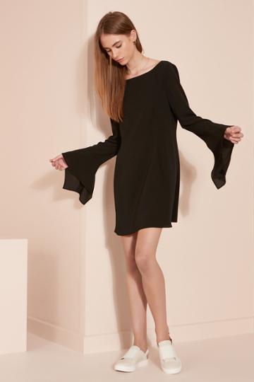 The Fifth The Homeward Dress Black
