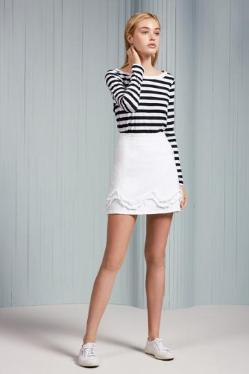 The Fifth The Fifth Symphony Skirt Whitexxs, Xs,s,m,l
