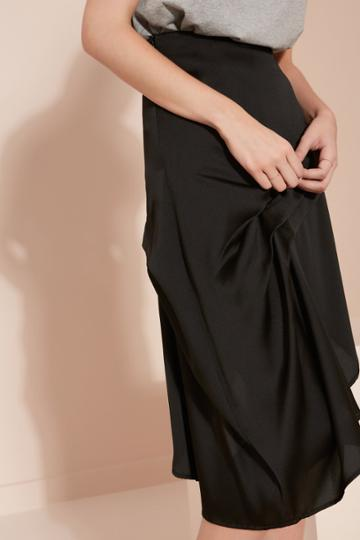 The Fifth Cue The Beats Skirt Black