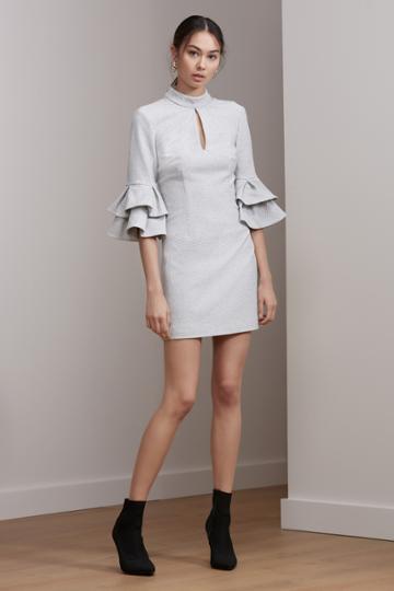 Keepsake Keepsake Love Light Mini Dress Ivory