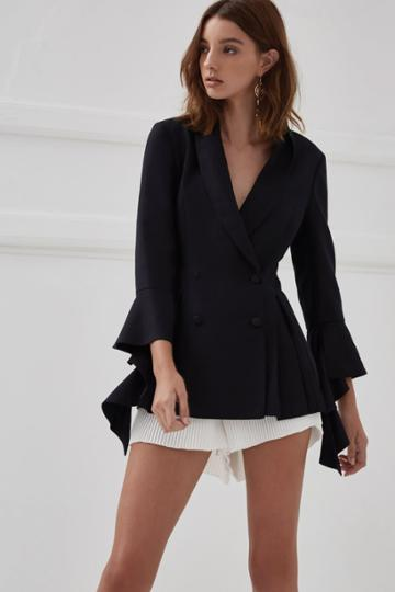 C/meo Collective C/meo Collective We'll Be Alright Blazer Black