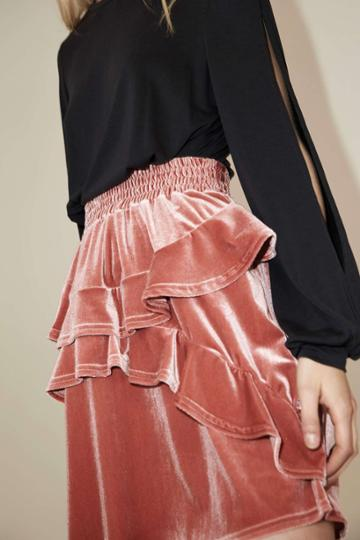The Fifth Exhibition Skirt Spanish Rosexxs, Xs,s,m,l