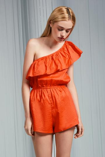 The Fifth The Fifth Verse Playsuit Scarletxxs, Xs,s,m,l