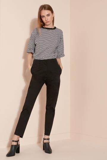 The Fifth The Exit Pant Black