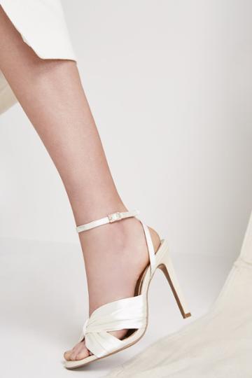 Jaggar Footwear Turn Heel Chalk