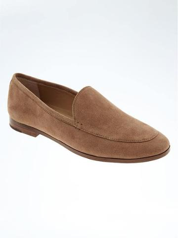Banana Republic Demi Loafer - Biscotti