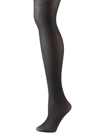 Banana Republic Fishnet Tights - Black