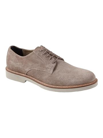Banana Republic Nyle Italian Lace-up Oxford