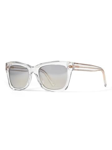 Banana Republic Margeaux Sunglasses - Crystal