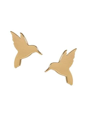 Banana Republic Hummingbird Stud - Multi
