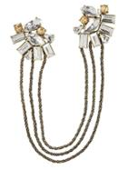 Banana Republic Classic Rebel Collar Brooch Size One Size - Brass