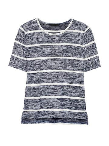 Banana Republic Luxespun Boyfriend T-shirt