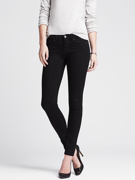 Banana Republic Womens Skinny Jean Size 0 Petite - Selena Wash