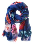 Banana Republic Andrea Scarf Size One Size - Painted Floral