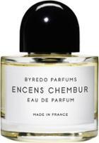 Byredo Women's Encens Chembur Eau De Parfum 50ml