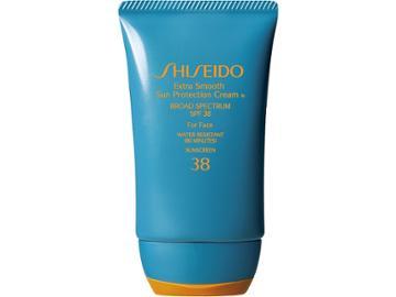 Shiseido Women's Extra Smooth Sun Protection Cream Spf38