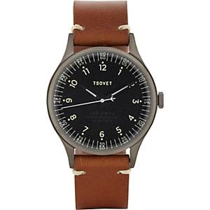 Tsovet Men's Jpt-pw36 Watch - Black