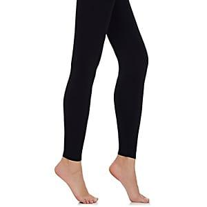 Wolford Women's Velvet 100 Leg Support Leggings - Black