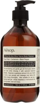 Aesop A Rose By Any Other Name Body Cleanser - Dea Free-colorless
