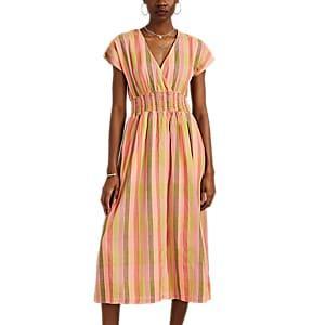Ace & Jig Women's Faye Striped Cotton Dress