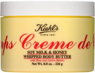 Kiehl's Since 1851 Creme De Corps Soy Milk Honey Whipped Body Butter-c