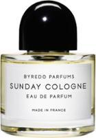 Byredo Women's Sunday Cologne Eau De Parfum 50ml