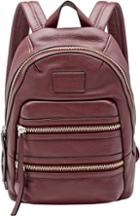 Marc By Marc Jacobs Domo Biker Backpack-red