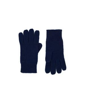 Barneys New York Women's Cashmere-lined Deerskin Gloves - Gray