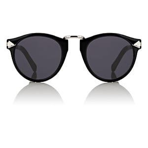Karen Walker Women's Helter Skelter Sunglasses-black