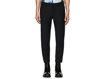 Off-white C/o Virgil Abloh Men's Thedrop@barneys: Stretch Cotton-blend Chino Skinny Trousers