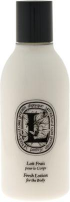 Diptyque Women's Fresh Lotion For The Body