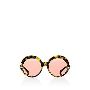 Karen Walker Women's Romancer Sunglasses - Brown