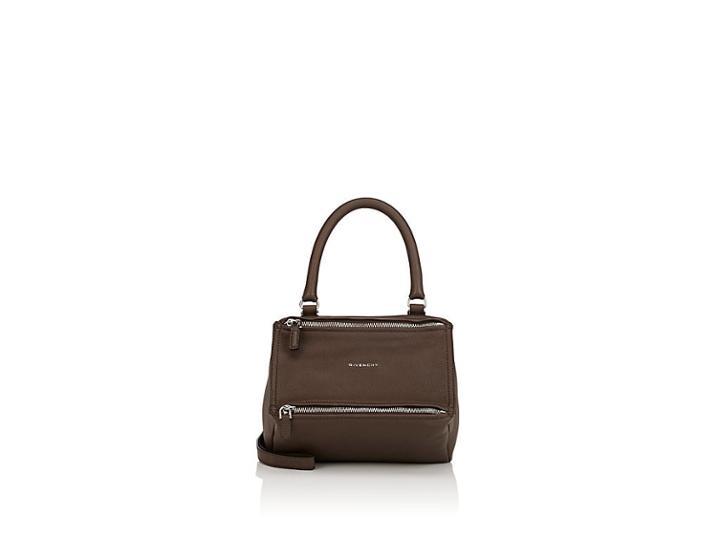 Givenchy Women's Pandora Small Leather Messenger Bag