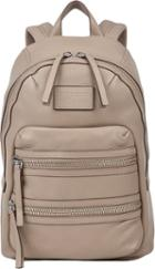 Marc By Marc Jacobs Domo Biker Backpack-grey