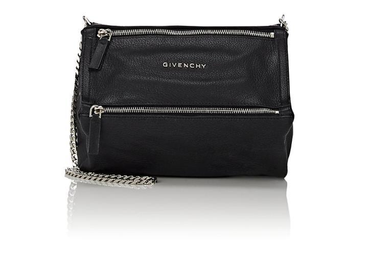 Givenchy Women's Pandora Leather Mini Messenger Bag