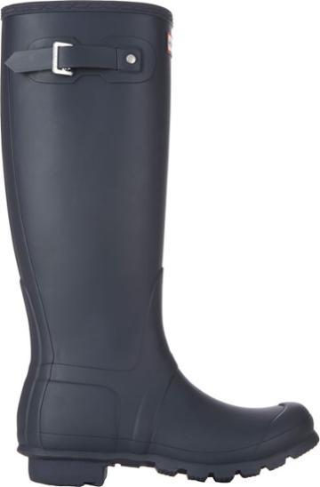 Hunter Boot Original Tall Rain Boots-blue