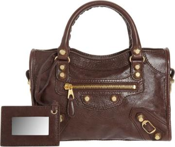 Balenciaga Arena Giant 12 Mini City-brown