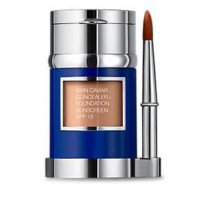 La Prairie Women's Skin Caviar Concealer Foundation - Soleil Peche