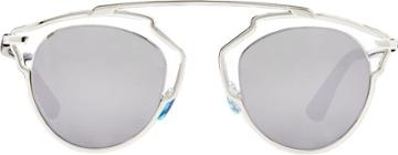 "Dior ""dior So Real"" Sunglasses-colorless"