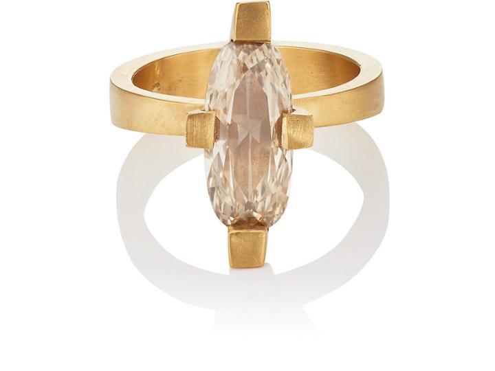 Eli Halili Women's Champagne-diamond Ring