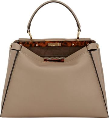 Fendi Peekaboo Bag-colorless